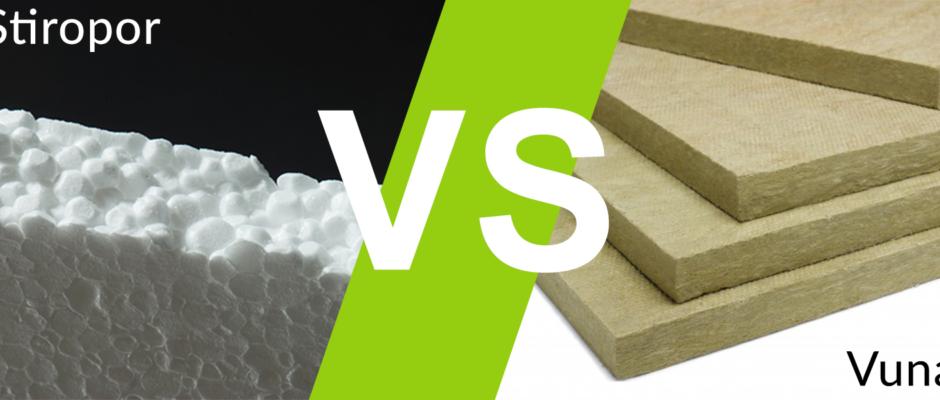 Stiropor ili kamena vuna – što odabrati na fasadi?
